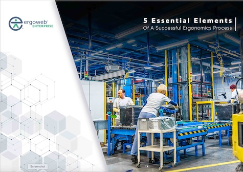 5 Essential Elements of a Successful Ergonomics Process